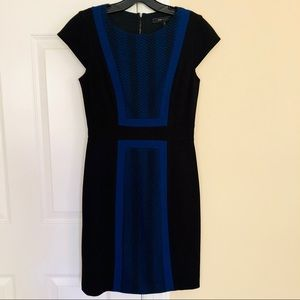 BCBGMaxAzria Fitted dress